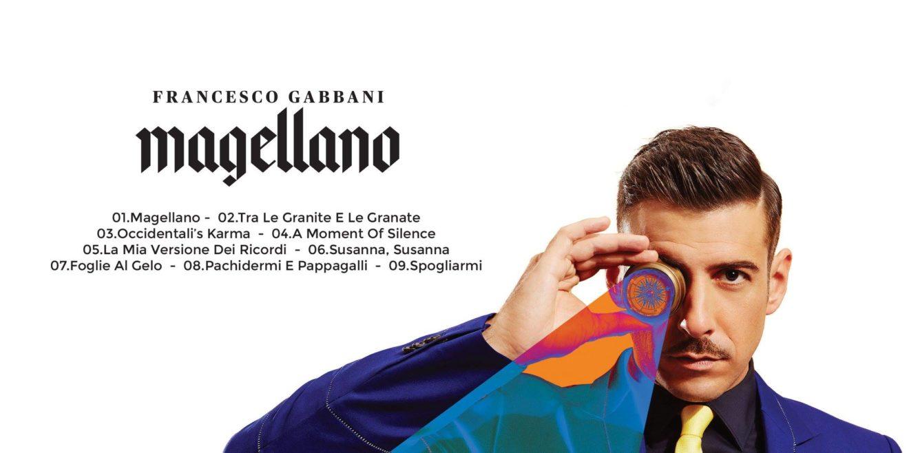 magellano tracklist