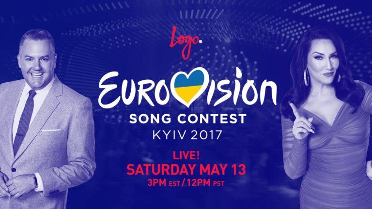 Commentatori Eurovision 2017 Logo TV