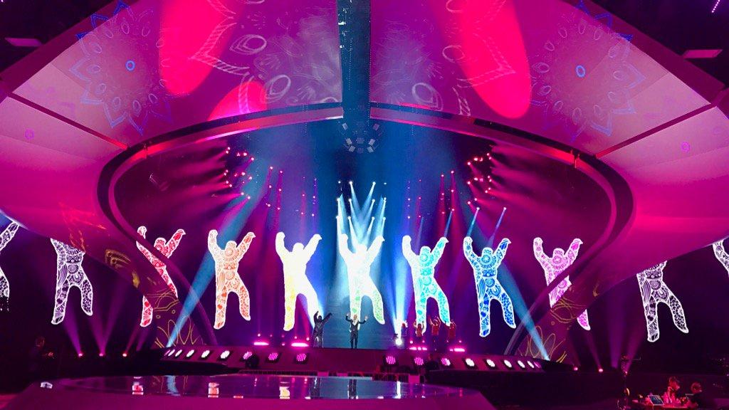 Francesco Gabbani Eurovision 2017