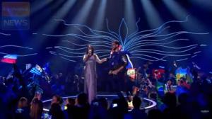 Invasione di palco Eurovision 2017