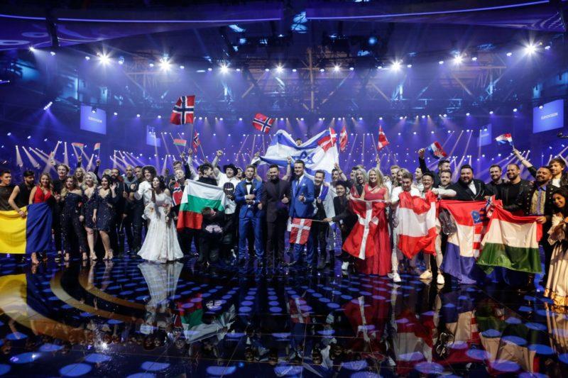 Seconda Semifinale Eurovision 2017