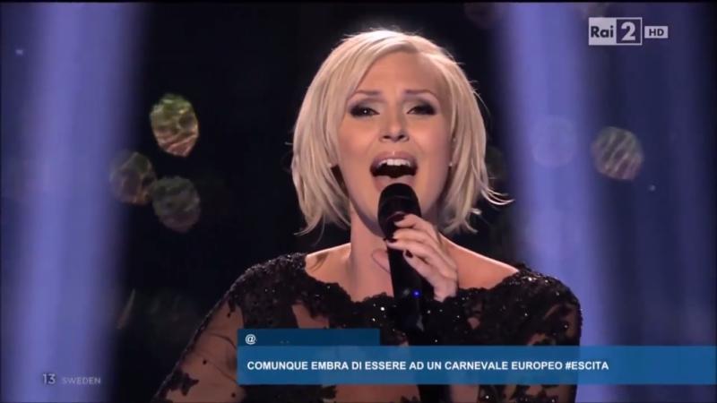 Sanna Nielsen tweet Eurovision 2014