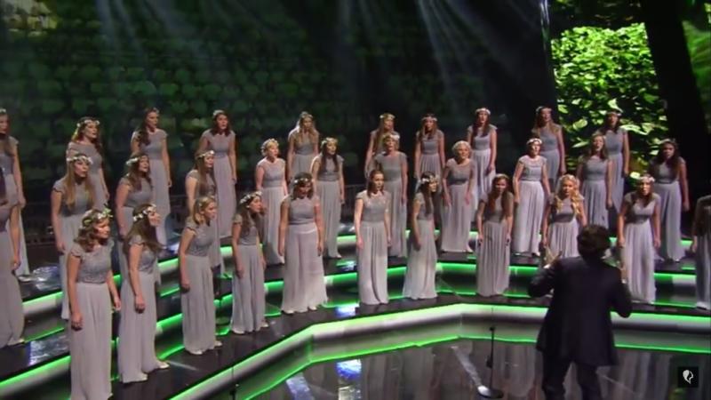 Slovenia - Eurovision Choir of the Year 2017