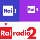 Rai1 Rai4 Radio 2