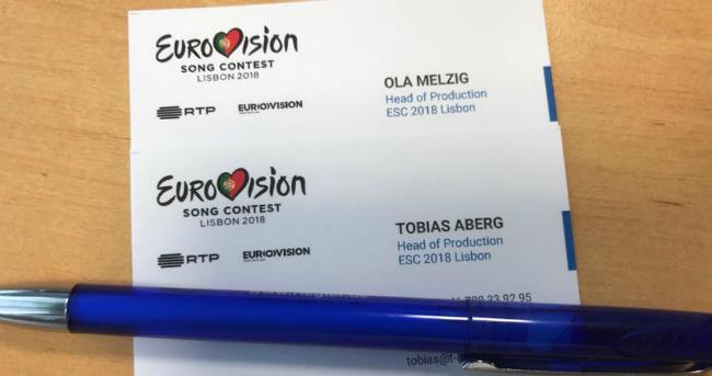 ola melzig tobias aberg eurovision 2018
