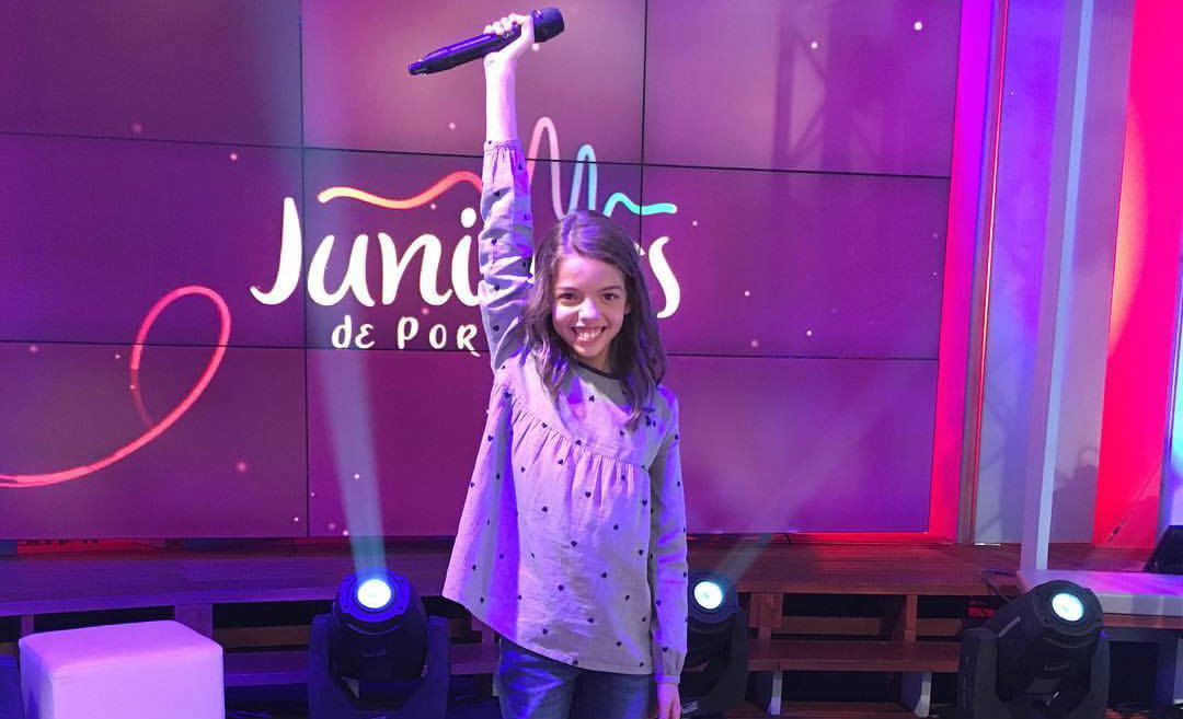 mariana venancio portogallo junior eurovision 2017
