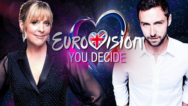 eurovision you decide mel mans