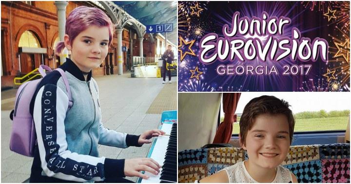 muireann mcdonnell junior eurovision ireland 2017