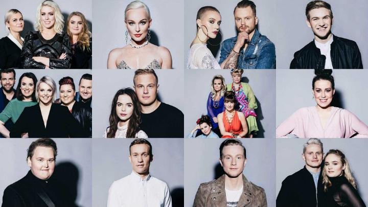 partecipanti songvakeppnin 2018 islanda