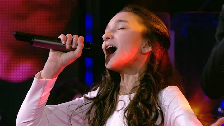 Tamar Edilashvili junior eurovision 2018 georgia