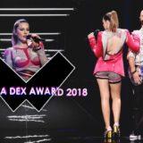 barbara dex award eye cue 2018
