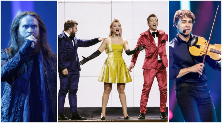eurovision 2018 prove norvegia danimarca moldavia