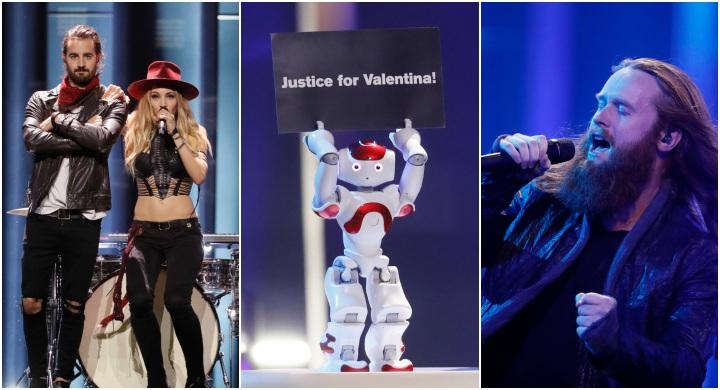 prove eurovision 2018 zibbz rasmussen san marino