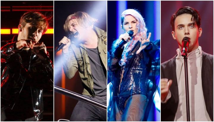 prove quarto giorno eurovision 2018 svezia ungheria slovenia ucraina