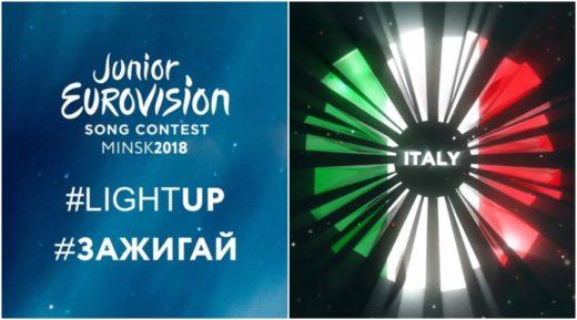 junior eurovision 2018 italia