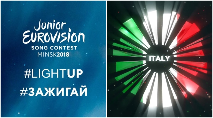 junior eurovision 2018 italia