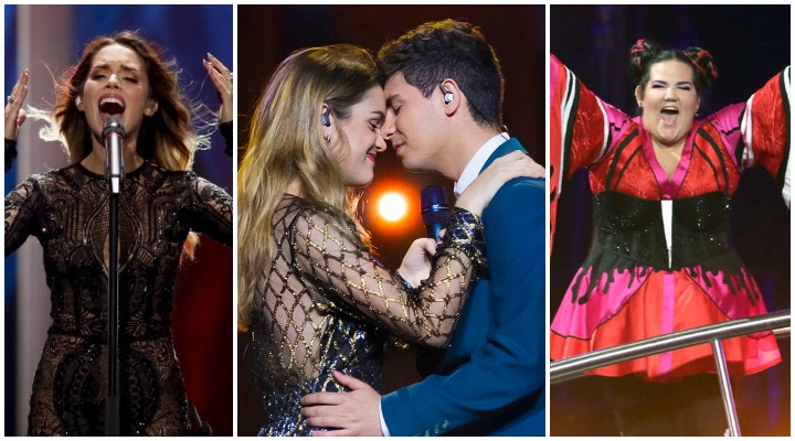 eurovision 2018 franka amaya alfred netta