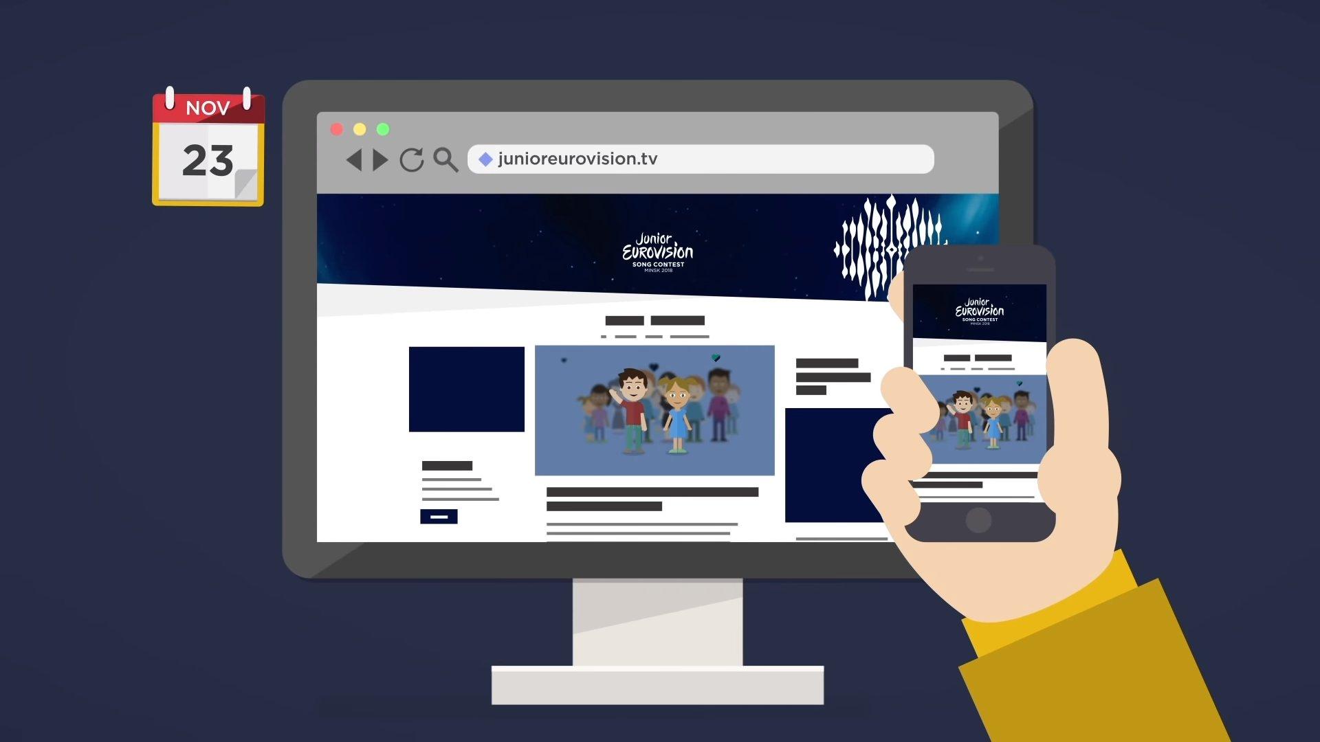 jesc 2018 voting online