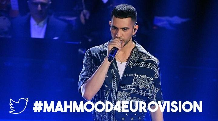Mahmood4Eurovision