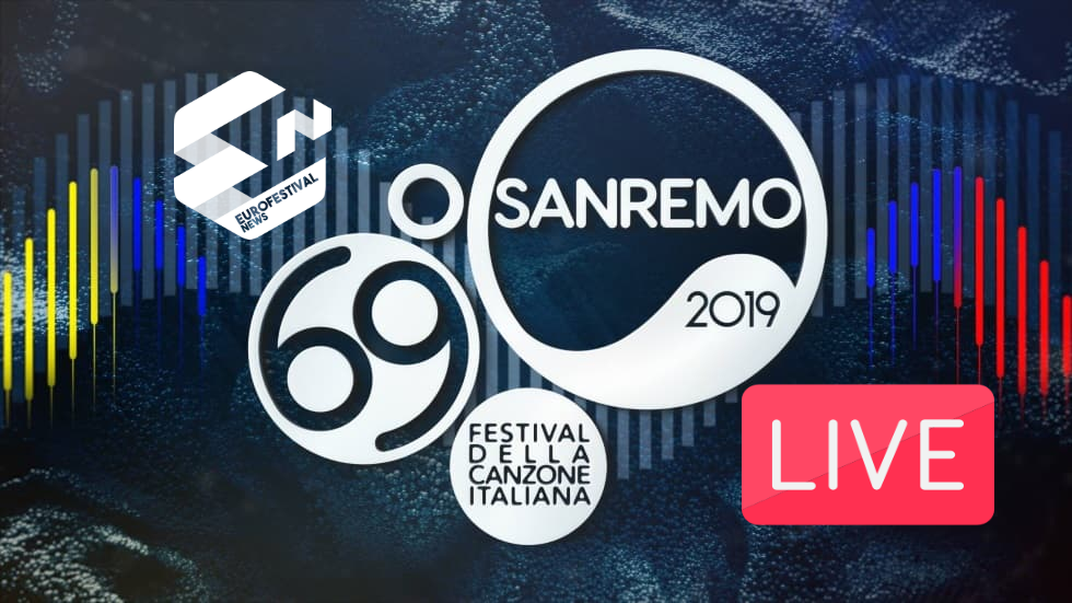 Sanremo 2019 live