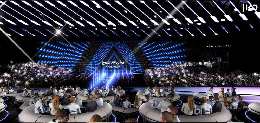 green room eurovision 2019 1