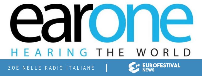 ZOË nelle radio italiane