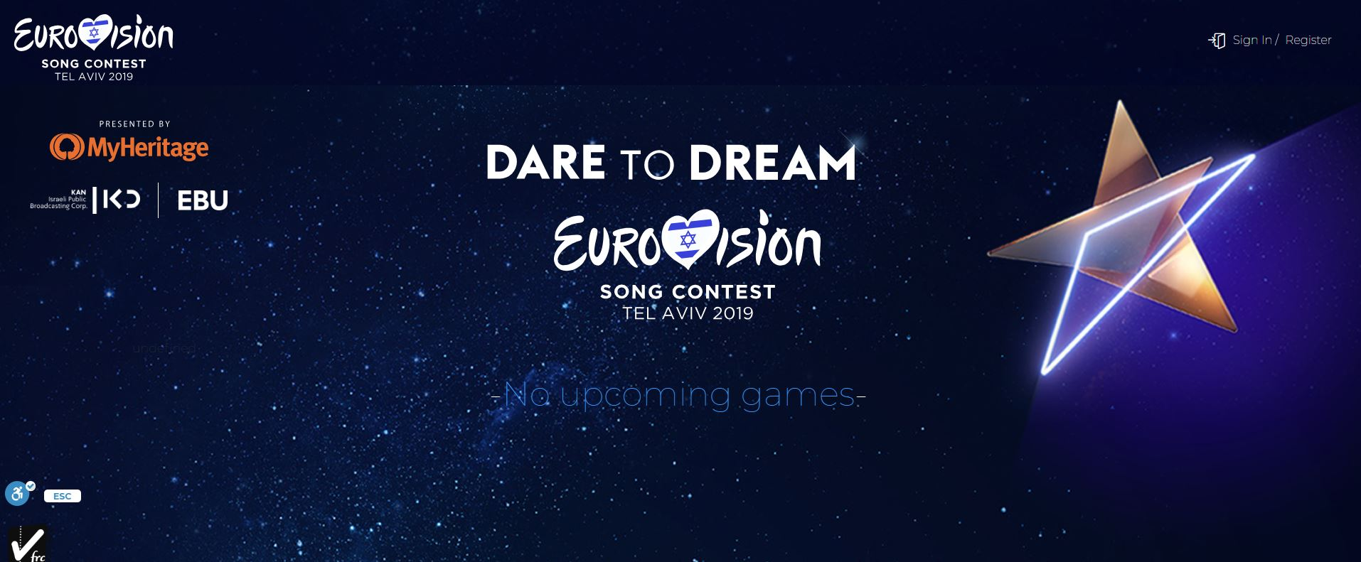 stop biglietti eurovision 2019