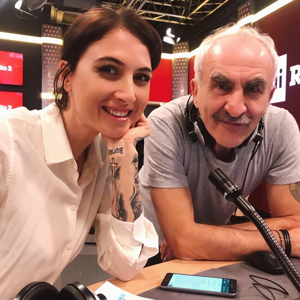 Ema Stokholma e Gino Castaldo