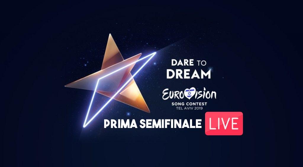 Eurovision 2019 Prima Semifinale Live