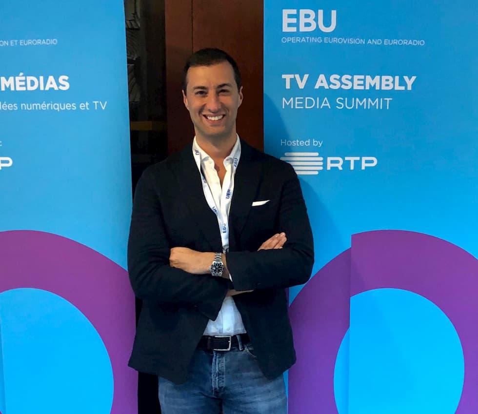 Nicola Caligiore EBU