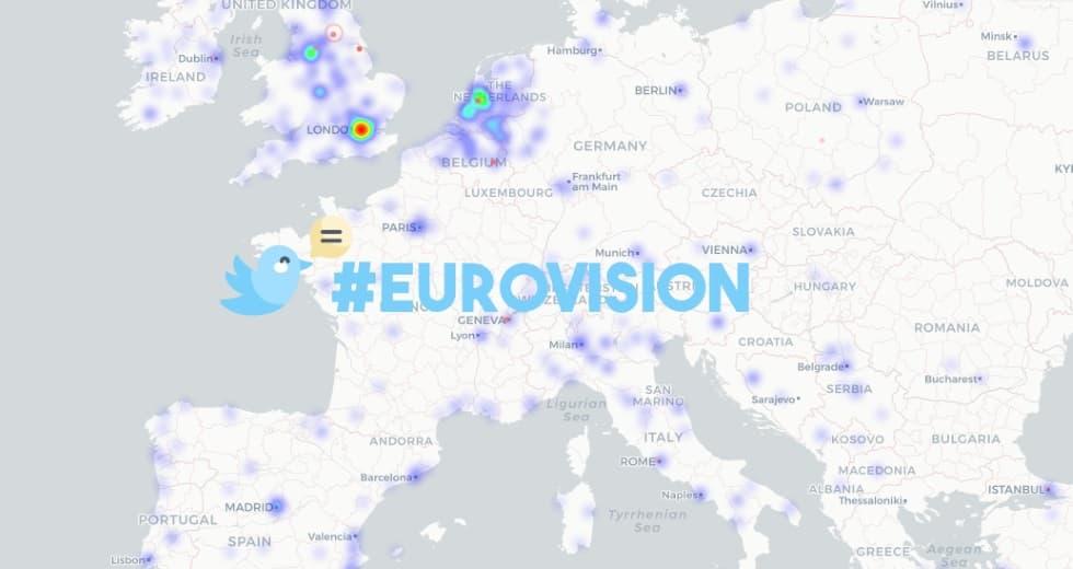 Seconda semifinale Eurovision 2019