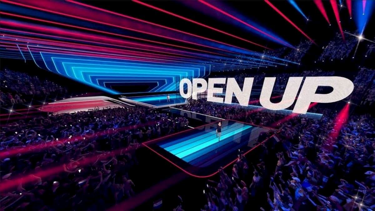 Led Open Up Eurovision 2020