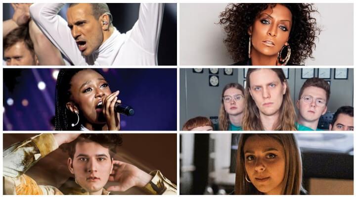Eurovision 2020 - Cast