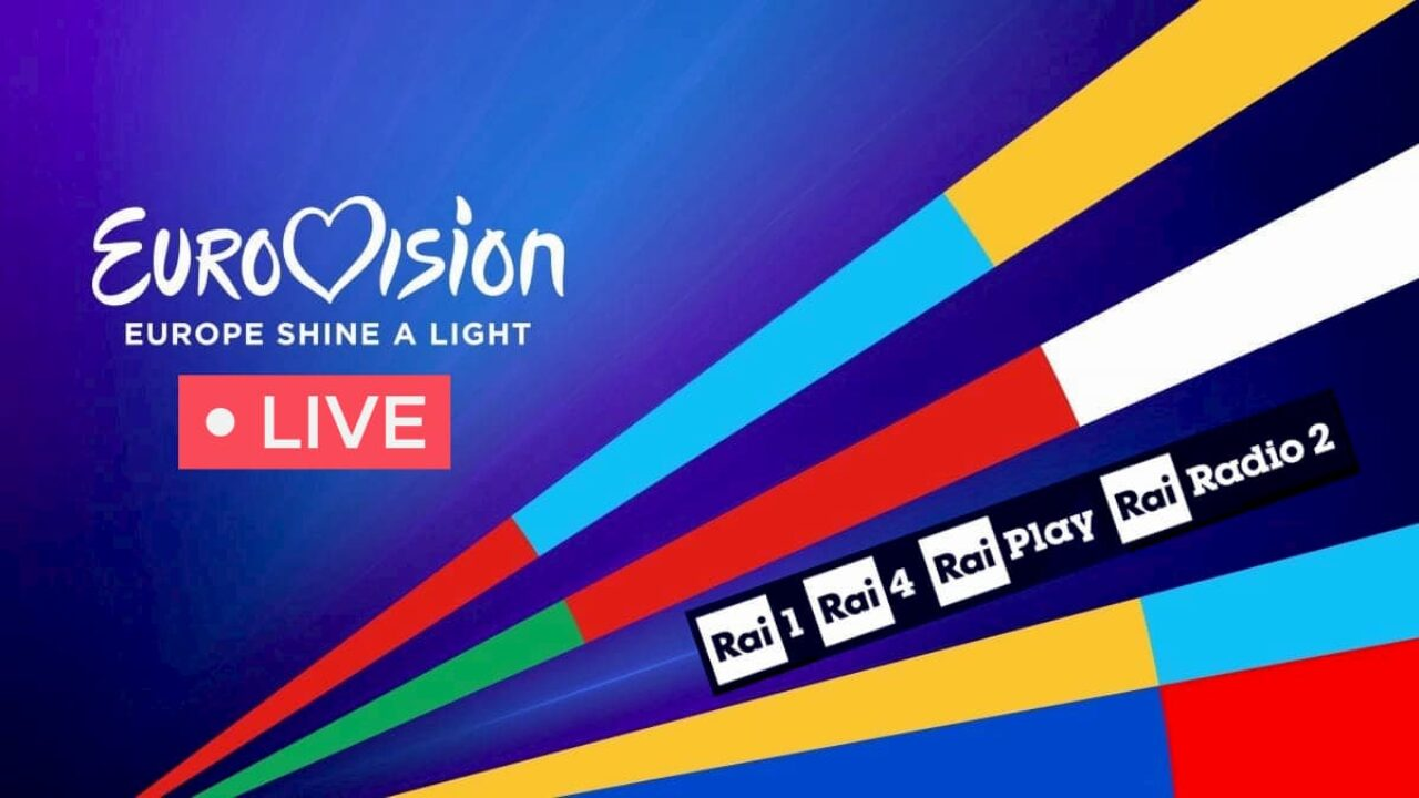 Eurovision, Europe Shine a Light: scaletta e commento in real time ...