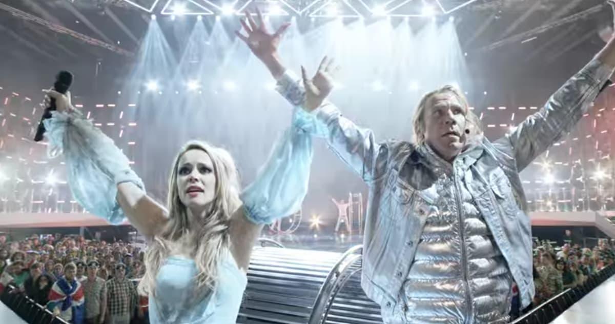 Eurovision la storia dei Fire Saga Recensione