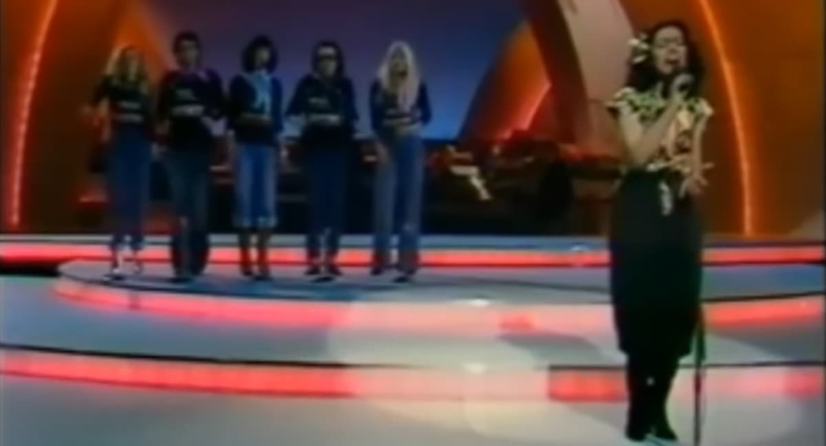 Mia Martini Eurovision 1977