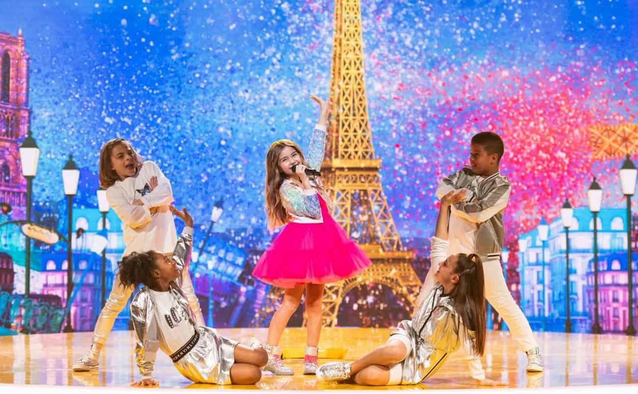 Valentina - Francia JESC 2020