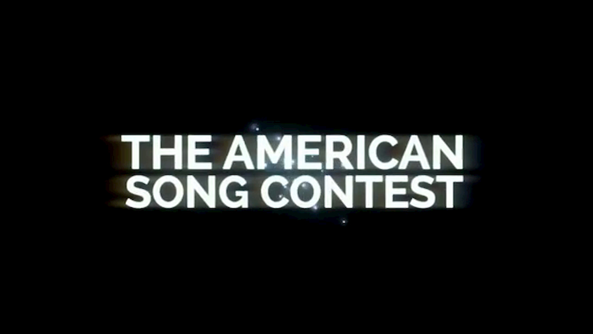 American Song Contest Video Banner