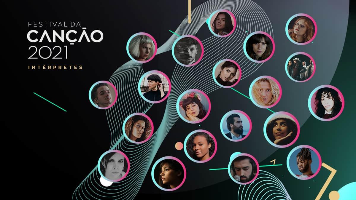 Artisti Festival Cancao 2021