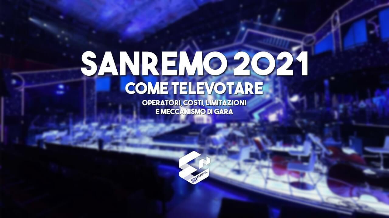 sanremo 2021 televoto