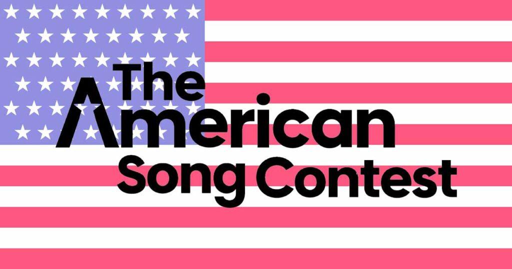 american song contest logo