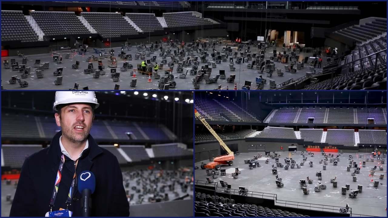 eurovision 2021 palco costruzione sietse bakker