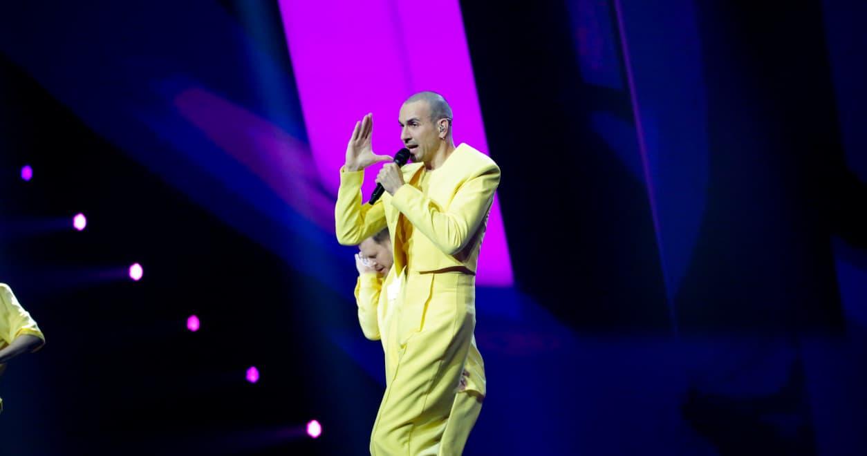 Eurovision 2021 - Jury Show Prima Semi - Lituania