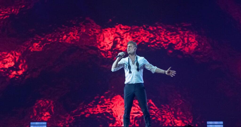 Eurovision 2021 - Jury Show Seconda Semi - Estonia