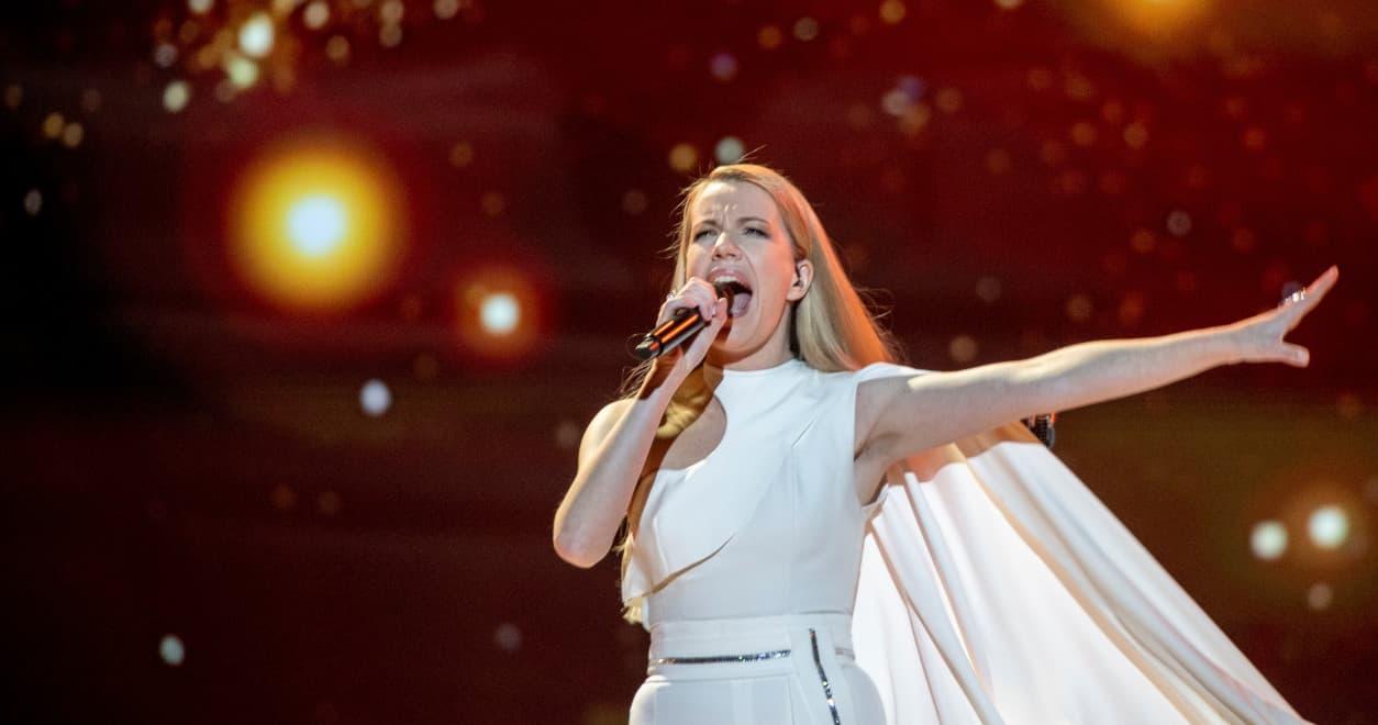 Eurovision 2021 - Jury Show Prima Semi - Slovenia