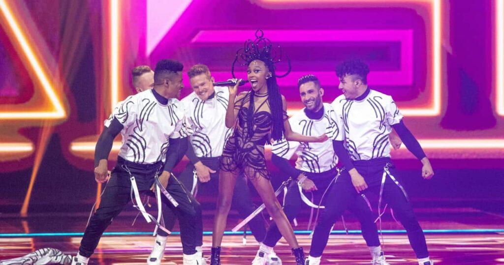 Eurovision 2021 - Jury Show Finale - Israele