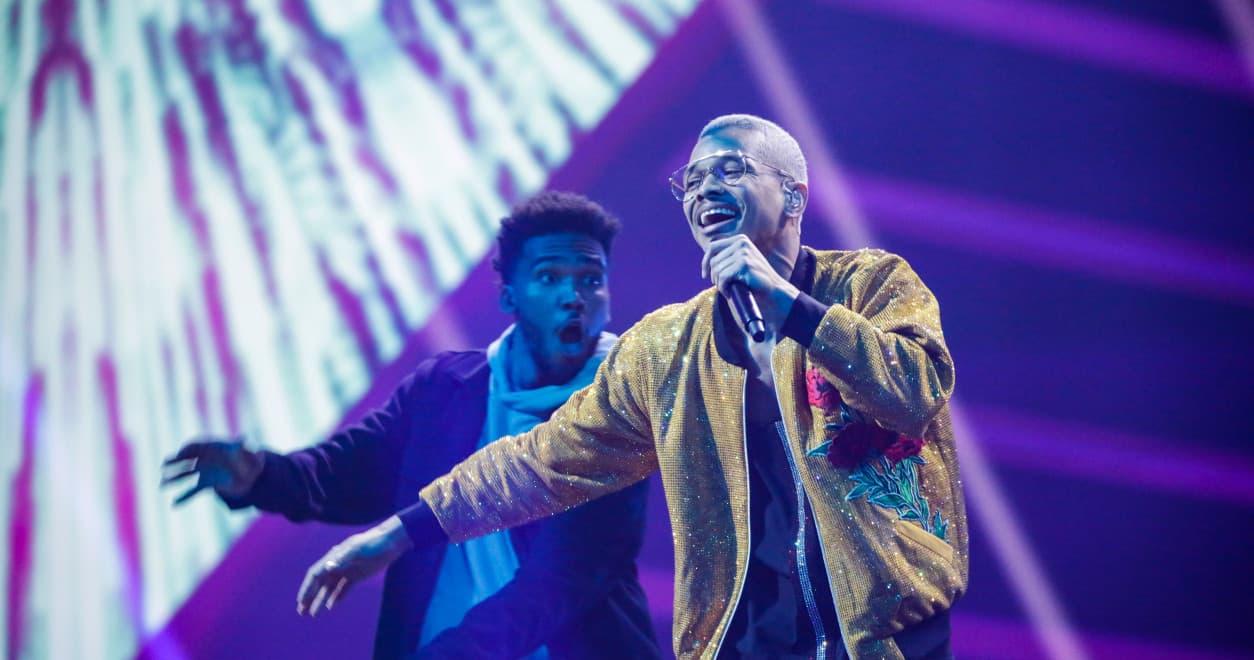 Eurovision 2021 - Jury Show Seconda Semi - Repubblica Ceca