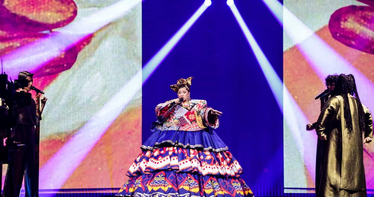 Eurovision 2021 - Jury Show Prima Semi - Russia