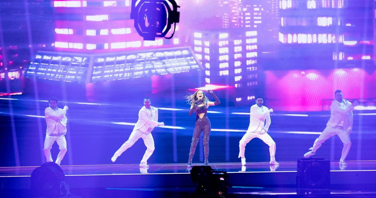 Eurovision 2021 - Jury Show Seconda Semi - Grecia