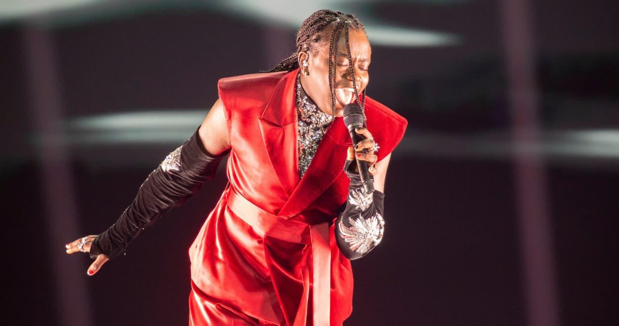Eurovision 2021 - Jury Show Prima Semi - Svezia